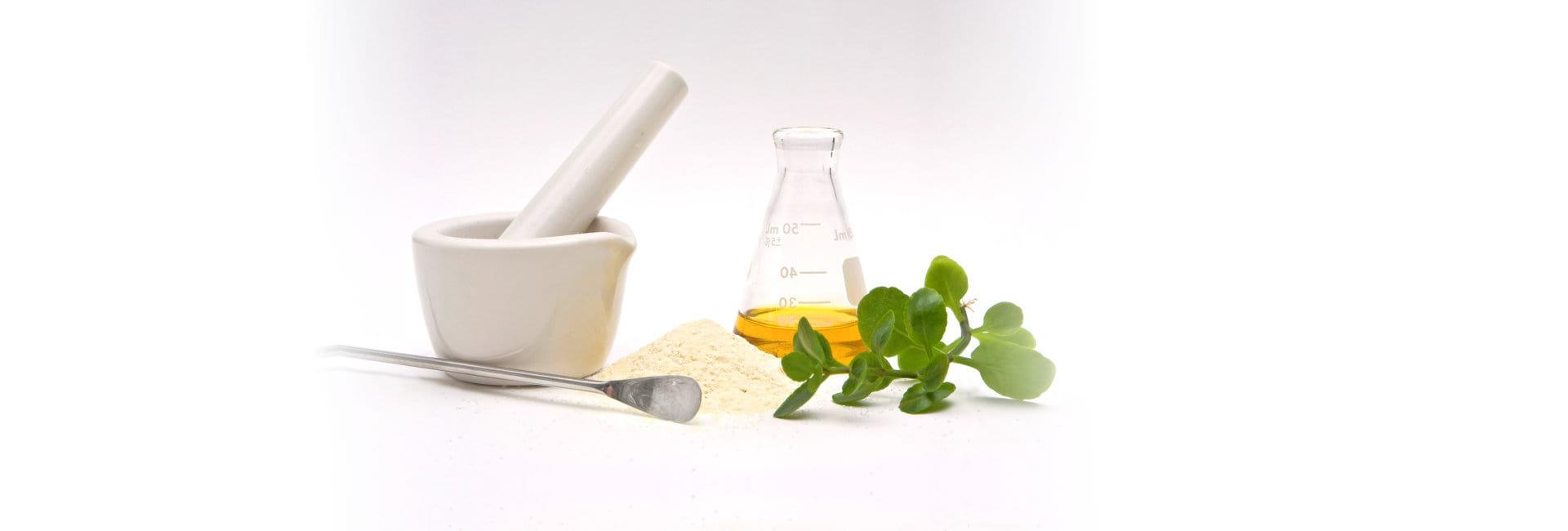 organic medicine compounding